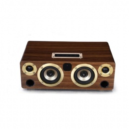 D32 60w Wood Bluetooth Speaker