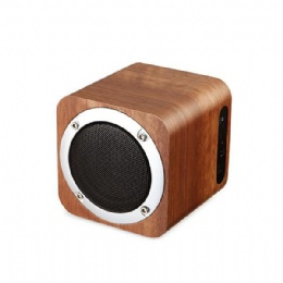 best mini portable wireless wood bluetooth speaker